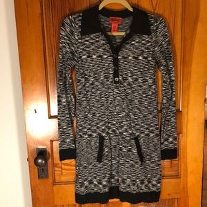Like new Missoni for target tunic sweater XS
